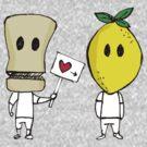 Lemon Love by Gillian J.