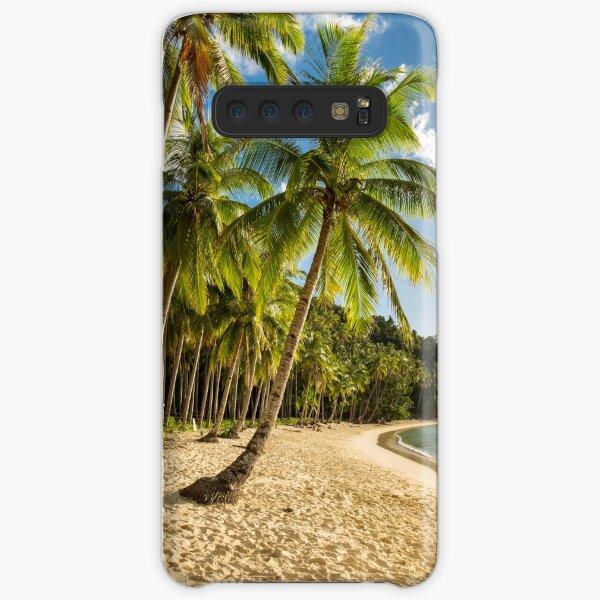 Beach, Elnido, Palawan, Philippines Samsung Galaxy Snap Case