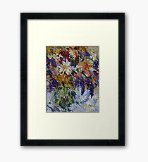 Flowers to Market  Framed Print