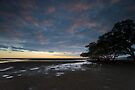 Nudgee Beach by Jason Asher