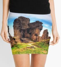 Castle Ruins Mini Skirt