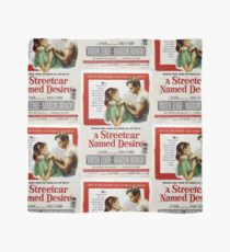 Classic Movie Poster - A Streetcar Named Desire Scarf