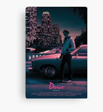 Filmposter fahren Leinwanddruck