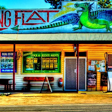Long Flat - NSW - AUSTRALIA by BryanFreeman