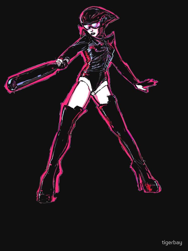 Vigilante by tigerbay