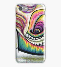 Rainbow Spectrum Skull iPhone Case/Skin