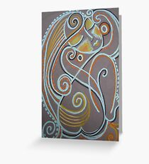 Divine wisdom Greeting Card
