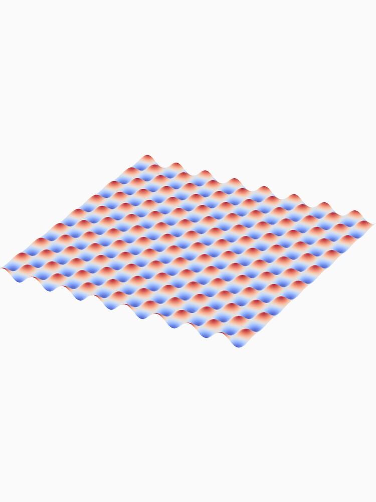 Sinus Landschaft - 3D Plot von Toxenum