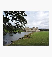 Raby Castle IIII Photographic Print
