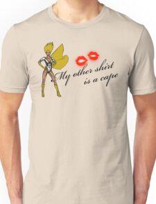 Alter Ego: Ripped Hero - Kiss Kiss Pow Pow T-Shirt