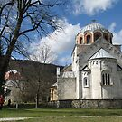 Monastery Studenica by branko stanic