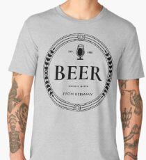 Beer Men's Premium T-Shirt