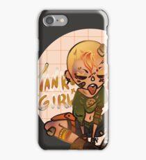TANK GIRL ROCKS iPhone Case/Skin