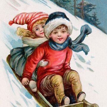 Victorian Winter by CafePretzel