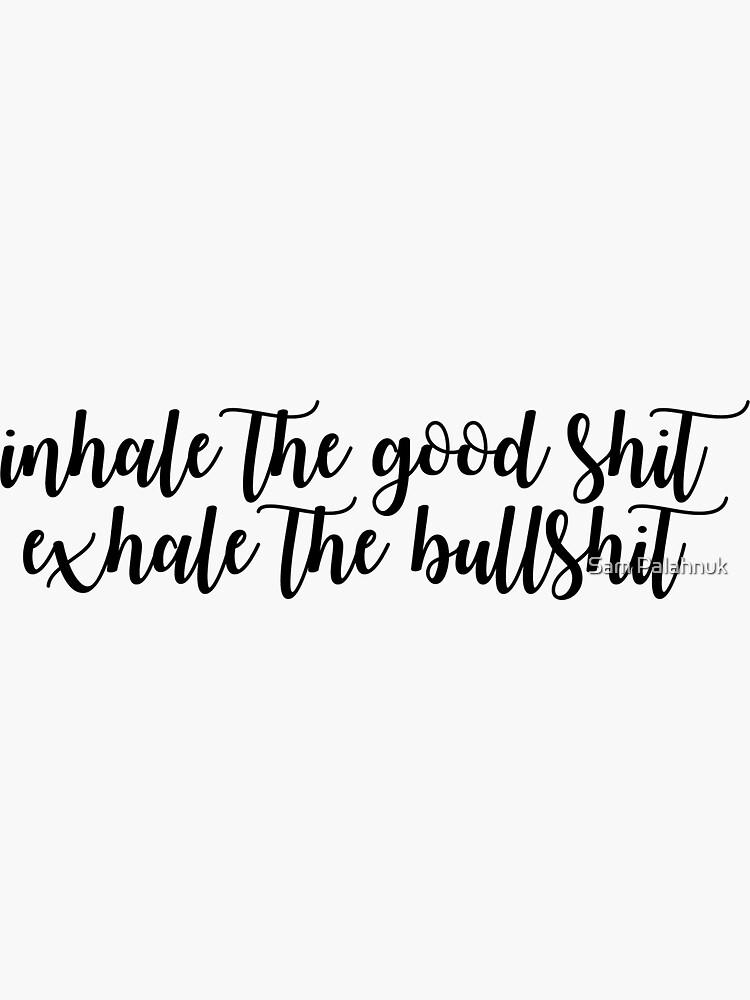 inhale exhale  by sampalahnukart