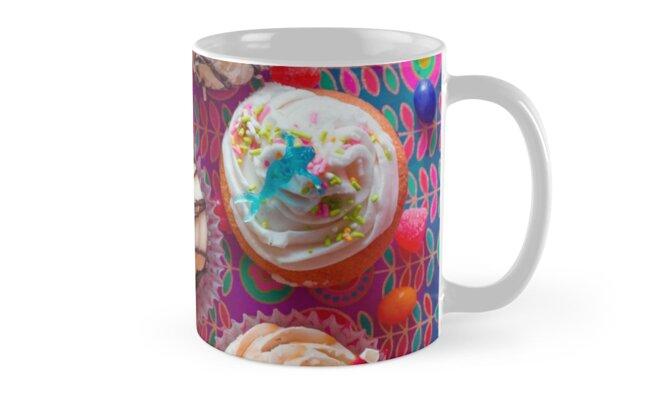 Cupcake du Jour by Aimee Stewart