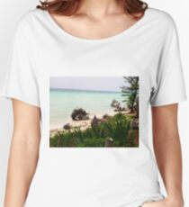 Island Paradise Women's Relaxed Fit T-Shirt
