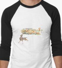 Keeper of Lands II Men's Baseball ¾ T-Shirt