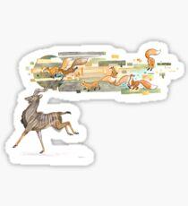 Keeper of Lands II Sticker
