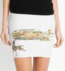 Keeper of Lands II Mini Skirt