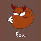F for Fox by Gillian J.