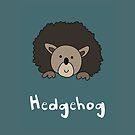 H for Hedgehog by Gillian J.