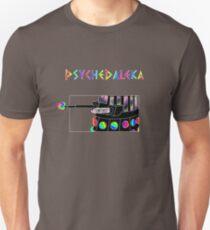 PsycheDaleka Body - Psychedelic Dalek! Unisex T-Shirt