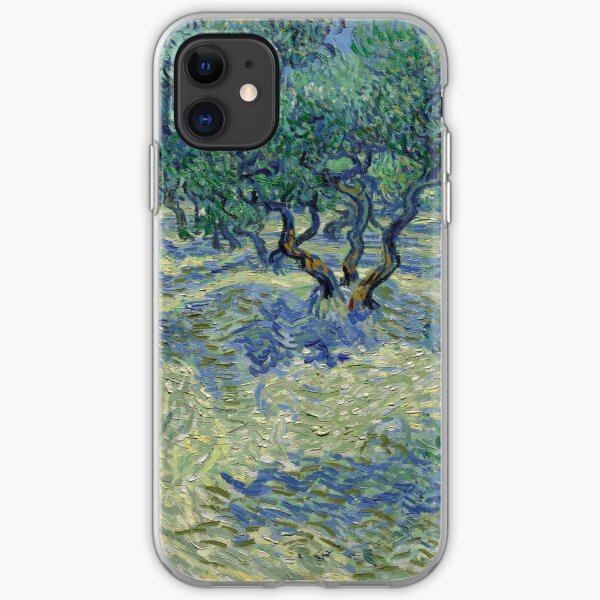 Olive Orchard iPhone Soft Case
