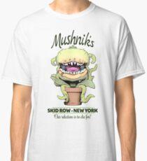 Mushnik's Skid Row Florist Little Shop of Horrors Classic T-Shirt