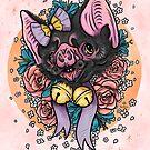 Cutie Bat by MoxxiFoxxy