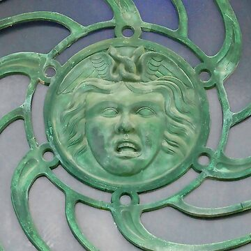 Head of Medusa by fparisi753