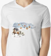Keeper of Waters II Men's V-Neck T-Shirt
