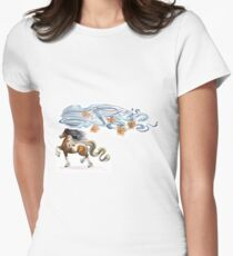 Keeper of Waters II Women's Fitted T-Shirt