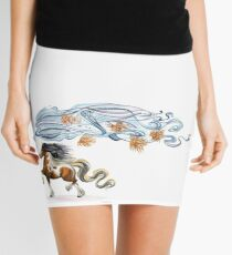 Keeper of Waters II Mini Skirt