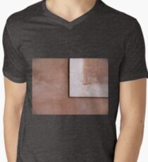 L Mens V-Neck T-Shirt