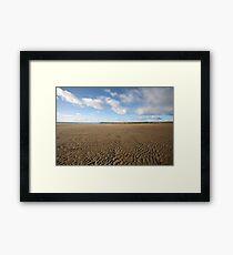 Lahinch beach Framed Print