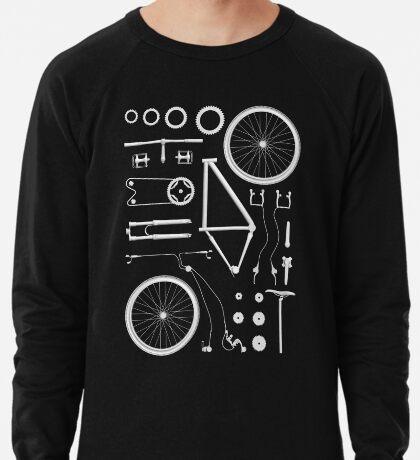 Bike Exploded Lightweight Sweatshirt