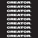 Schöpfer. von hopealittle