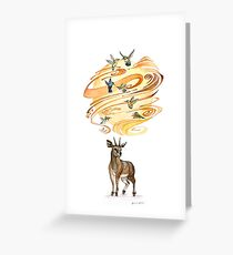 Keeper of Skies III Greeting Card