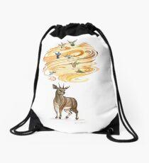 Keeper of Skies III Drawstring Bag