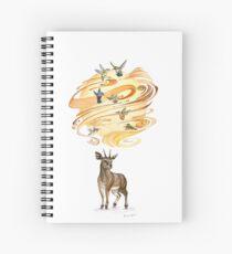 Keeper of Skies III Spiral Notebook