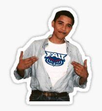 FAU Obama Sticker
