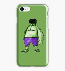 SMASH! iPhone Case/Skin
