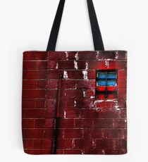 """Untrusting in Mankind"" Tote Bag"