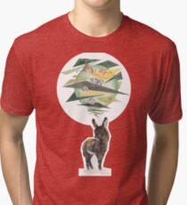 Keeper of Lands III Tri-blend T-Shirt