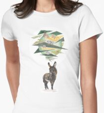 Keeper of Lands III Women's Fitted T-Shirt