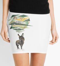 Keeper of Lands III Mini Skirt