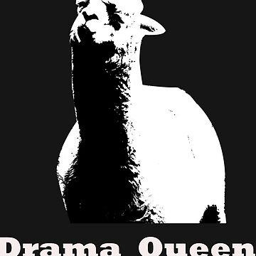 Llama Queen by erozzz