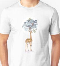 Keeper of Waters III Unisex T-Shirt