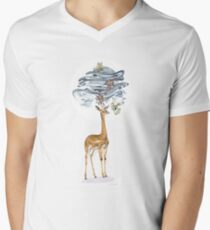 Keeper of Waters III Men's V-Neck T-Shirt